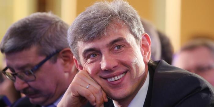 На фото: основатель розничной сети «Магнит» Сергей Галицкий