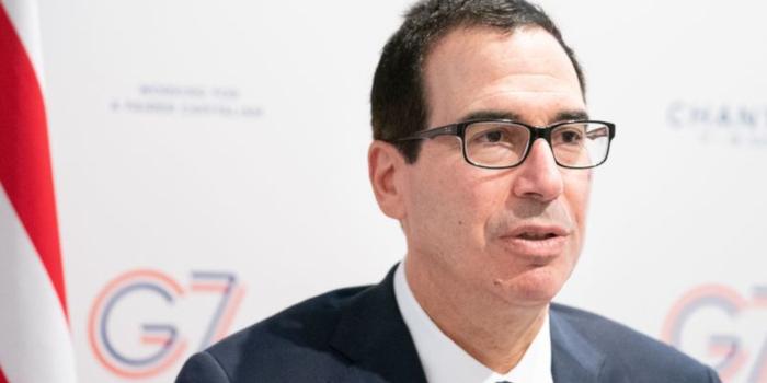 Министр финансов США опроверг слухи о девальвации доллара