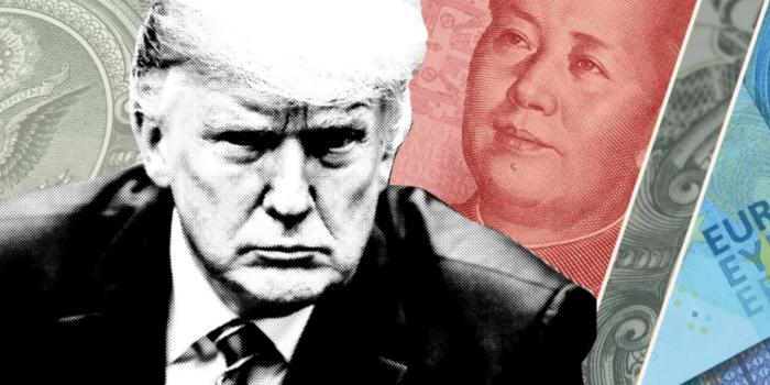 Трамп в конец запутался в своих торговых войнах