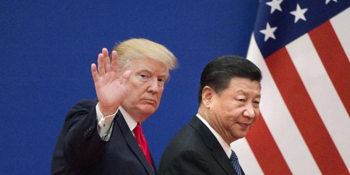 Трамп заявил, что США и Китай проведут церемонию подписания ...