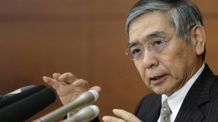 Банк Японии готовит противовирусные средства
