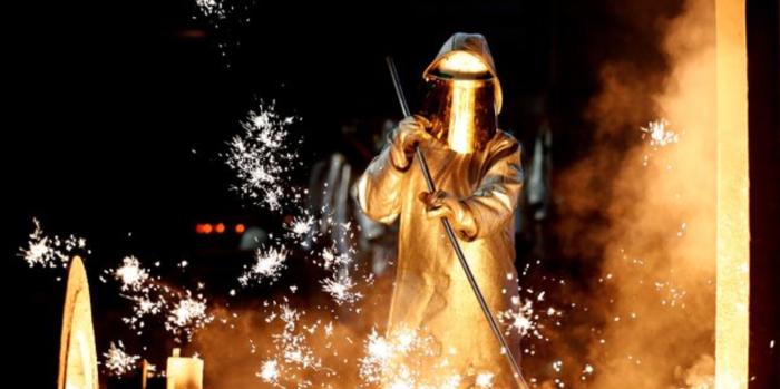 В Китае скопились рекордные запасы стали, жди беды на рынке железной руды
