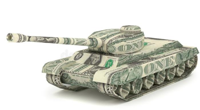 Рост американского доллара дорого обойдется мировой экономике