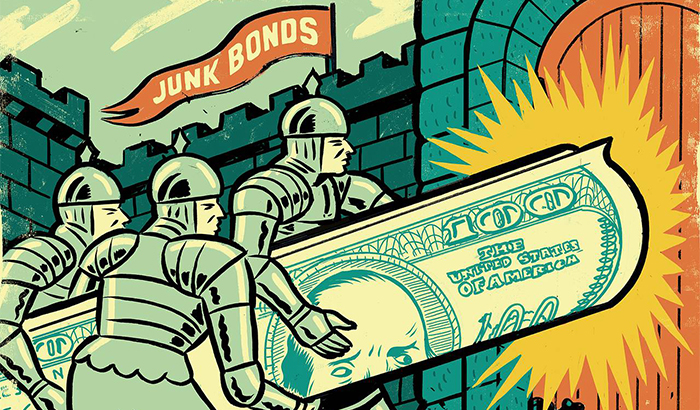 Фонды американских облигаций зафиксировали рекордный приток средств