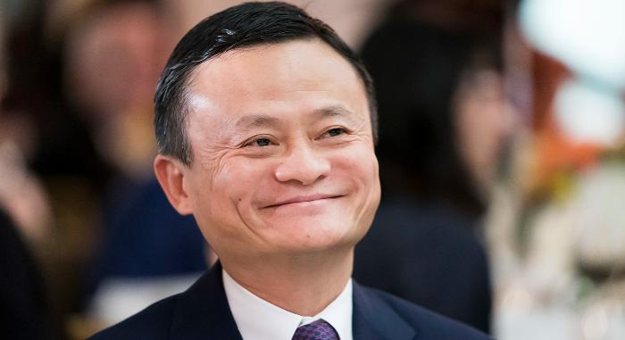 Джек Ма знает, как решить проблемы китайского финансового сектора