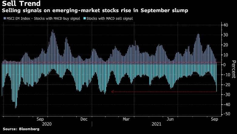 График Bloomberg